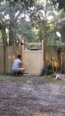 Garden Gate by senrabc