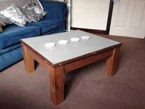 Coffee Table by Josh Jenkinson