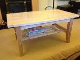 Coffee table by rcfulcher