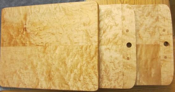 Breadboard-end Cutting Board by BarryB