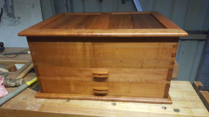 Tool Chest by Philip Higgins
