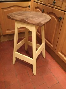 Bench Stool by nogbad