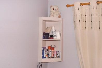Corner Shelf by david o'sullivan