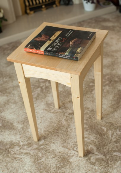 Occasional Table by btyreman