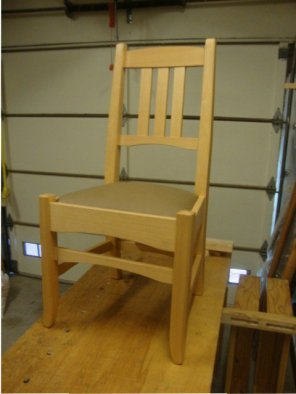 Dining Chair by Matt McGrane