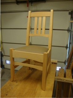Dining Chair by Matt McGrane