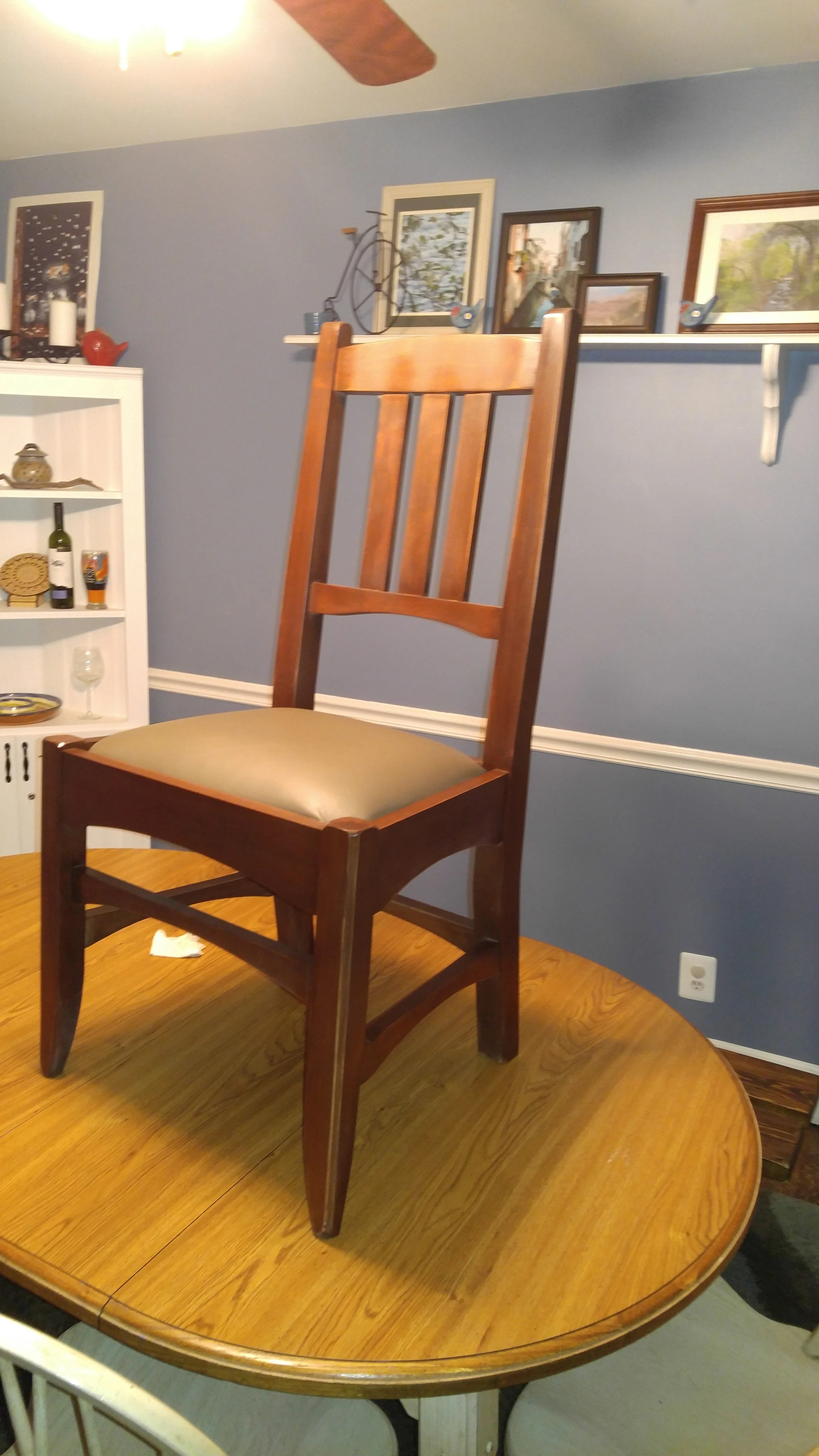 Dining Chair by Patrick Mister