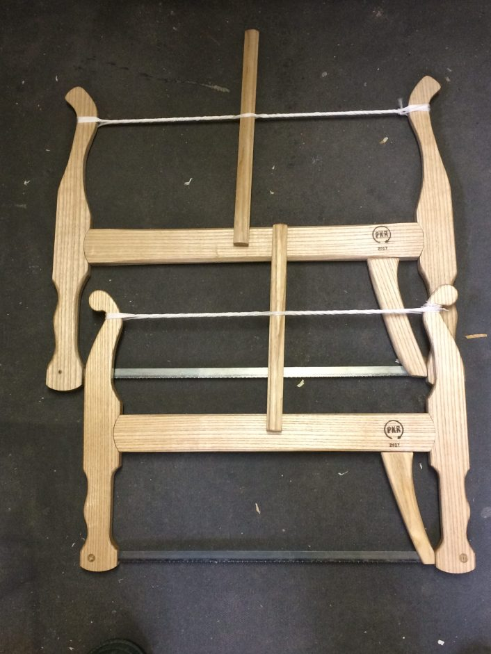Frame Saws by Paul Rowe
