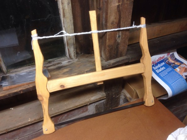Frame Saw by Paul Summers