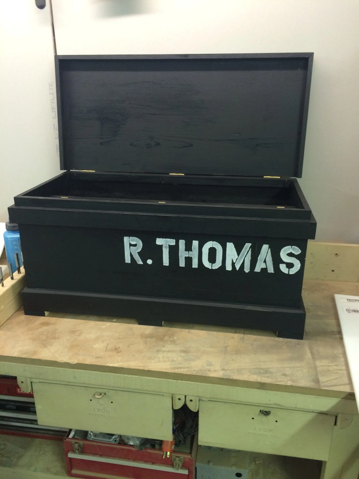 Joiner's Toolbox by Robert Thomas