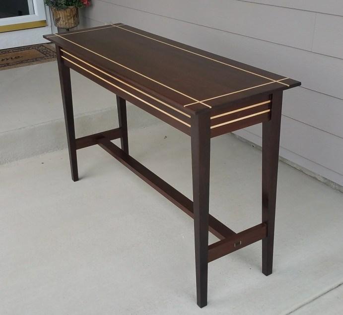 Sofa Table by chubbard