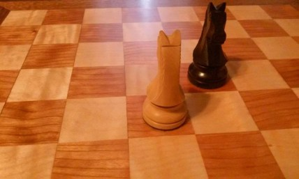 Chess Board by Rob Young