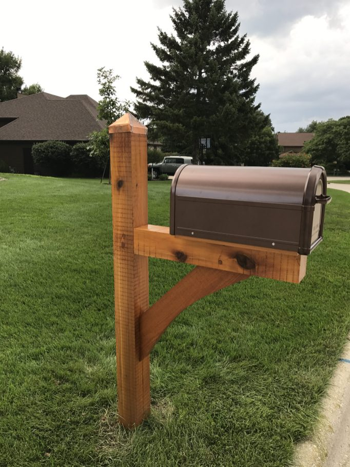 Mailbox by Michael Cieslewicz