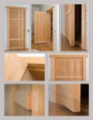 Sauna Door by Misha