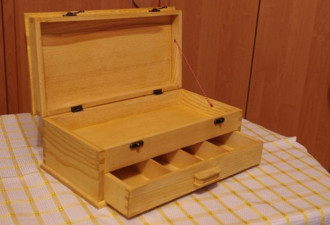 Sewing Box by Chris