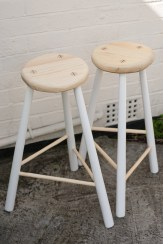 Three-Legged Stool by btyreman