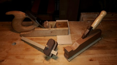 Wooden Tools by paulhuss