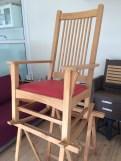 Rocking Chair by Luiz Mattos