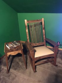 Rocking Chair by thiel2