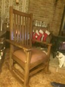 Rocking Chair by jhwill