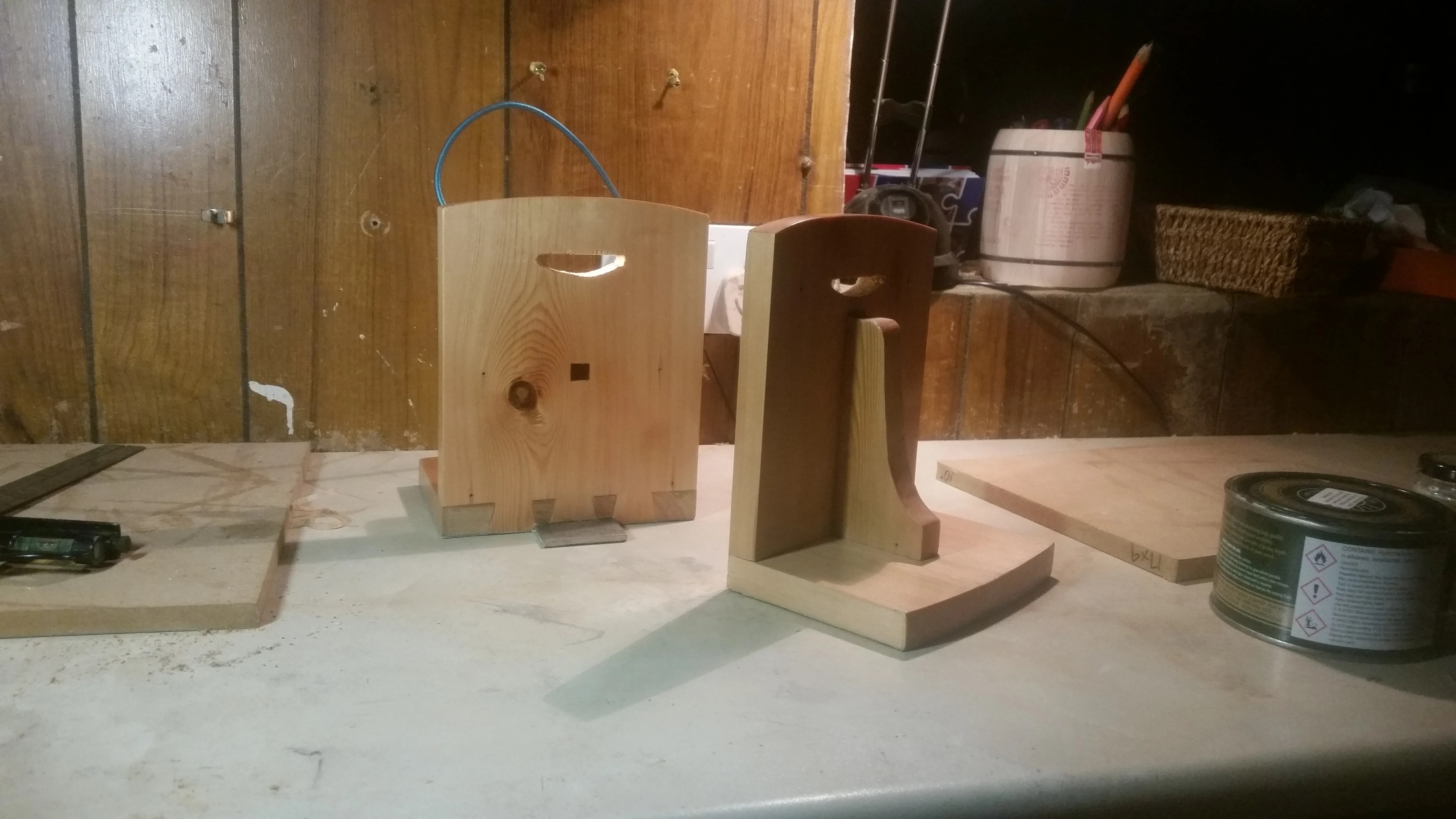 Bookends by Ged