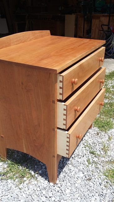 Chest of Drawers by Tom Head
