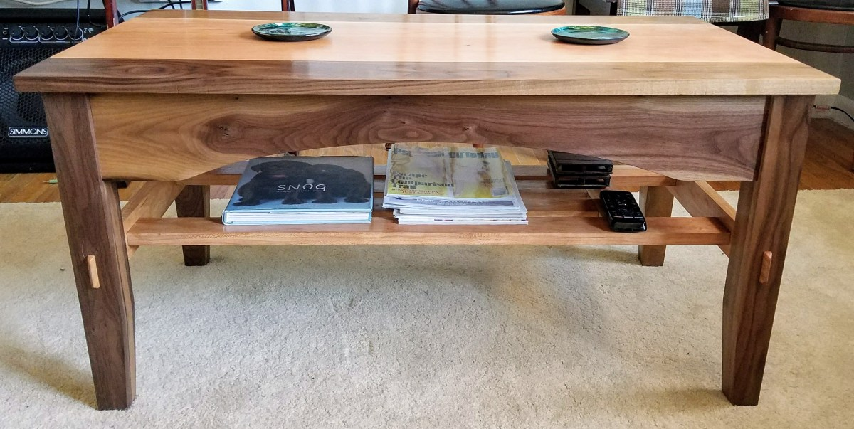 Coffee Table by Kerri Franklin