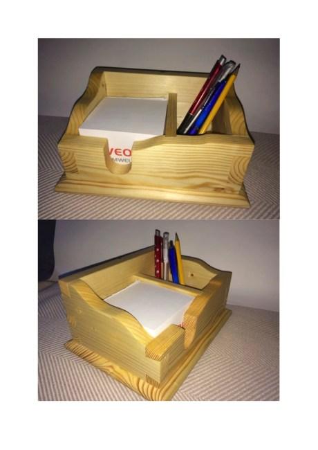 Dovetail Box by Stellmacher