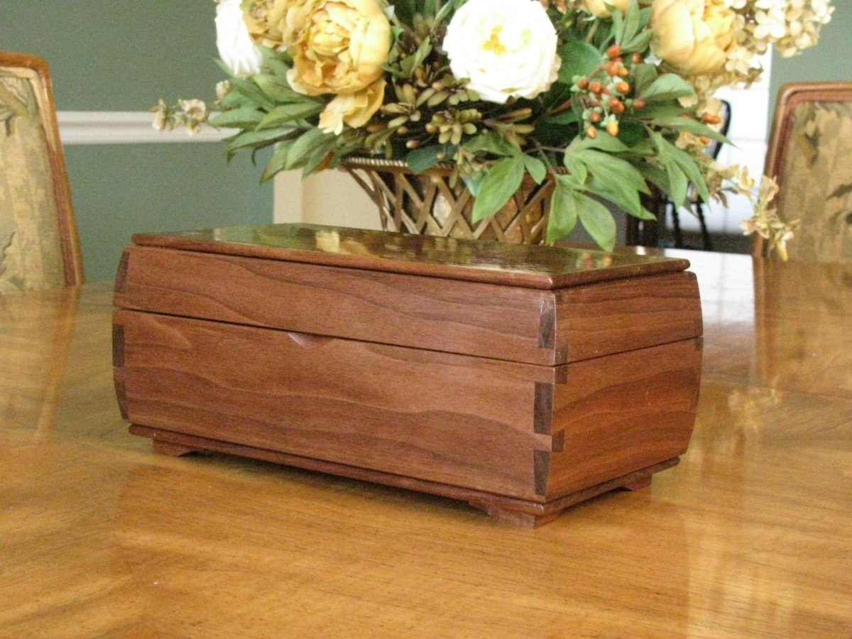 Keepsake Box by Tom Benim