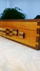 wooden hinges, wooden locks