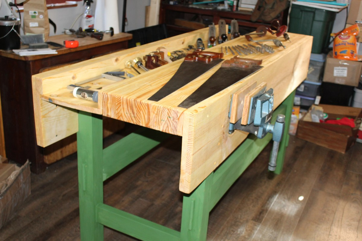 Workbench by David Berry