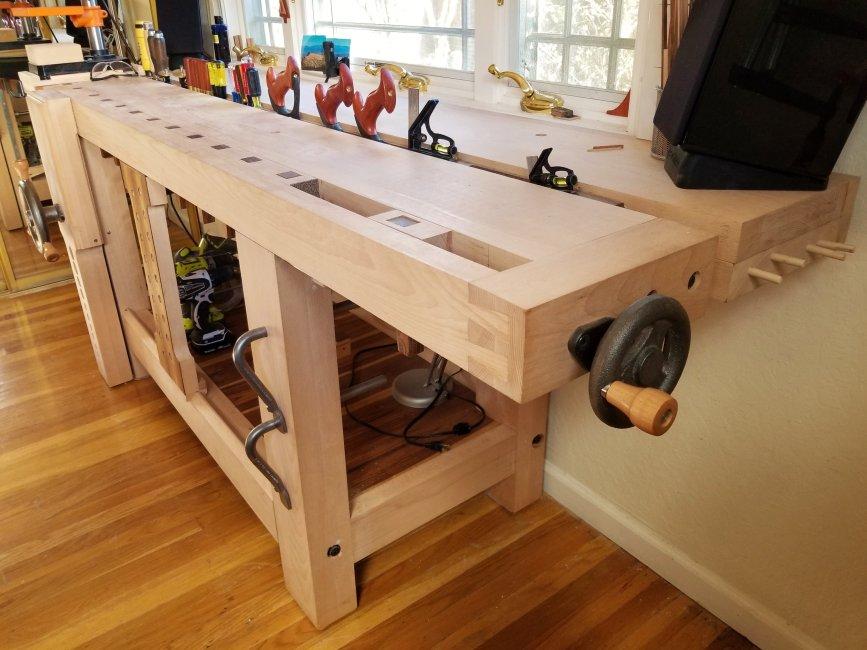 Workbench by Pete Heller