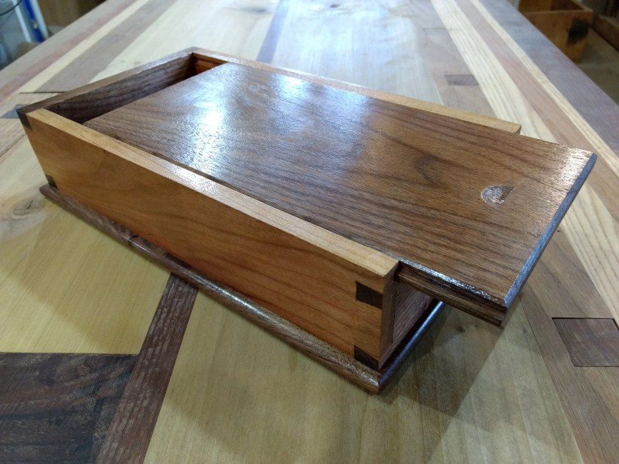 Dovetail Box by James Light