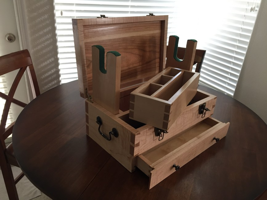 Hunter's Gun Cleaning Box by wtwegner