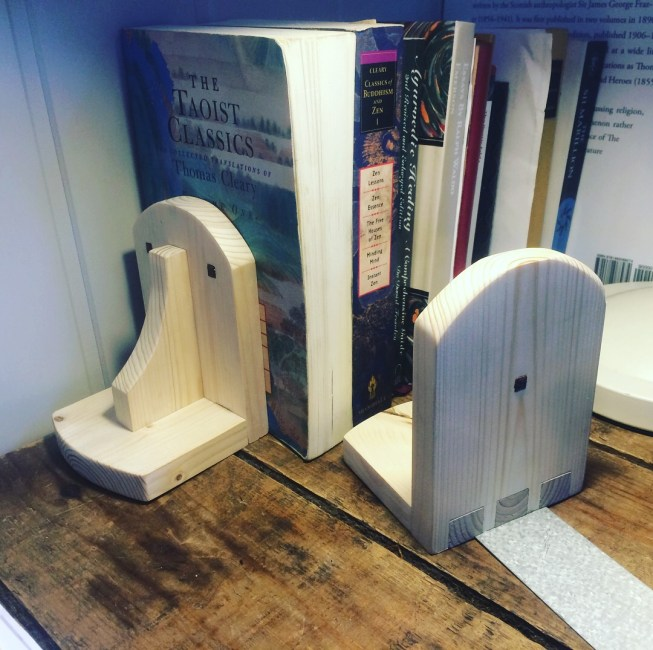 Bookends by Zdenko Tudor