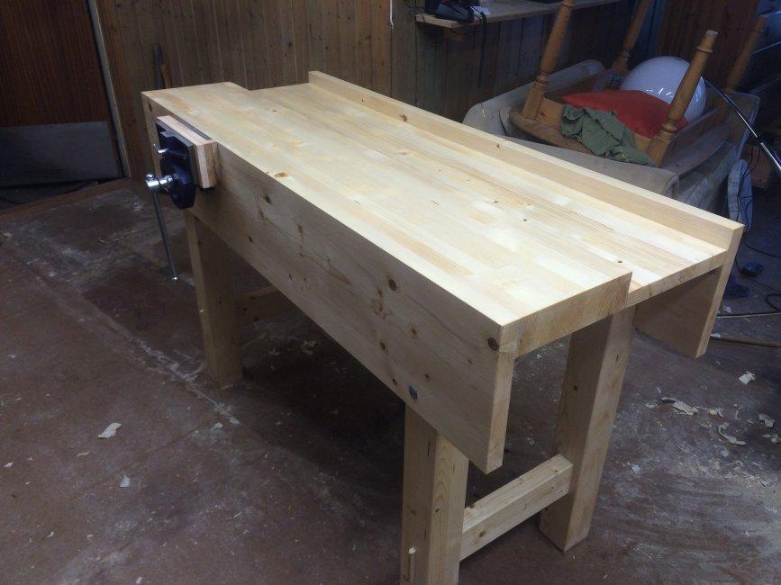 Workbench by Zdenko Tudor