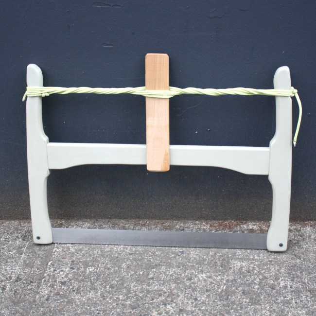 Frame Saw by Jonathan Joffe