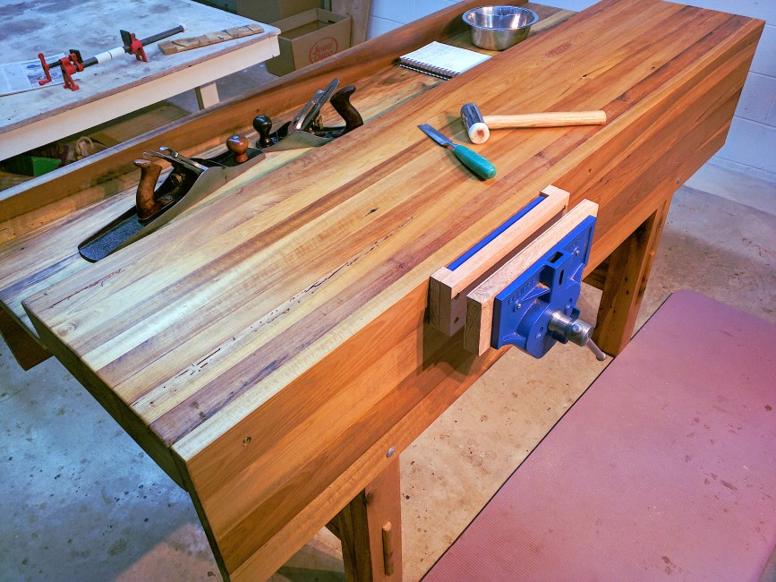 Workbench by Gregory Chambers