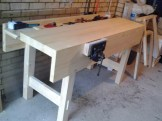 My take on the workbench...