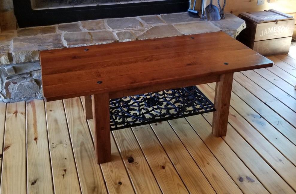 Coffee Table by Hetzal