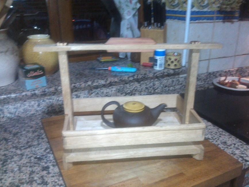 Tea Tote by caerlynnfibers