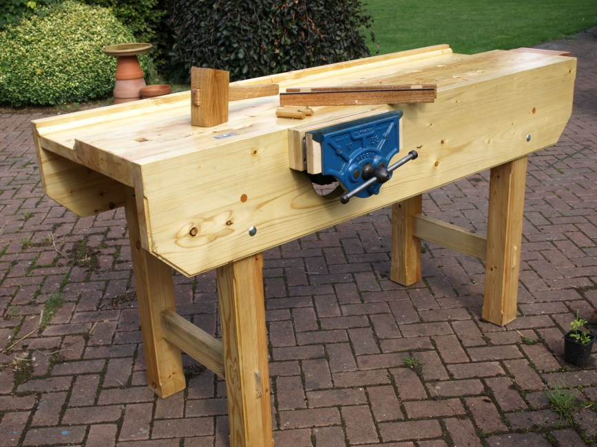Workbench by Steve