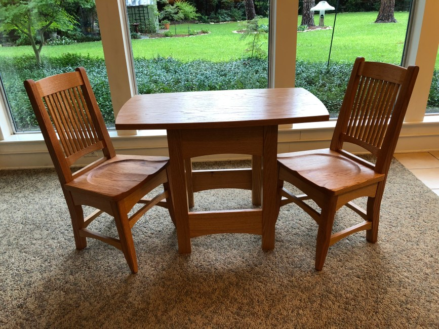 Dining Chairs by Richard Taylor