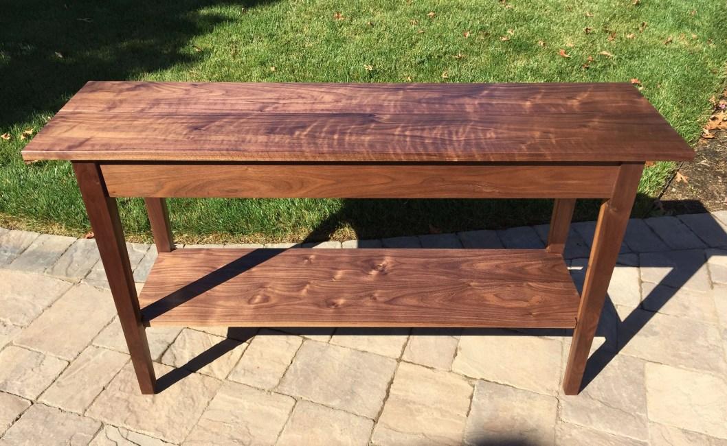 Sofa Table by Eric Christenson