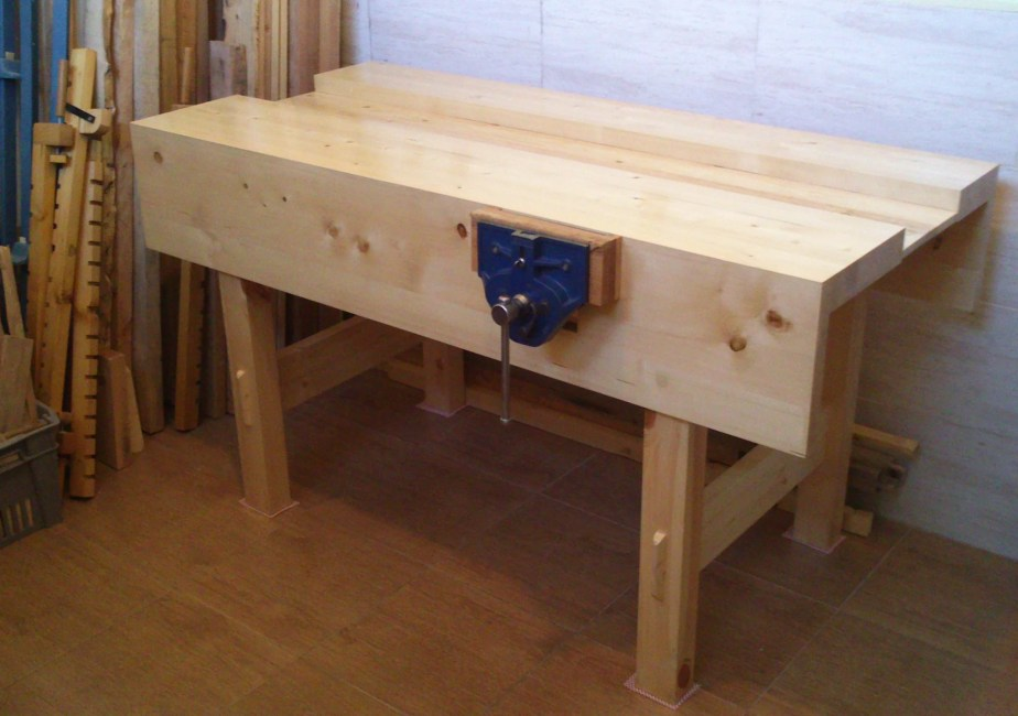 Workbench by Hassan M.