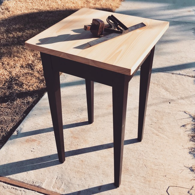 Occasional Table by Mark Miller, Anna, TX
