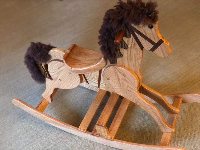 Hobby Horse by Bill Wold
