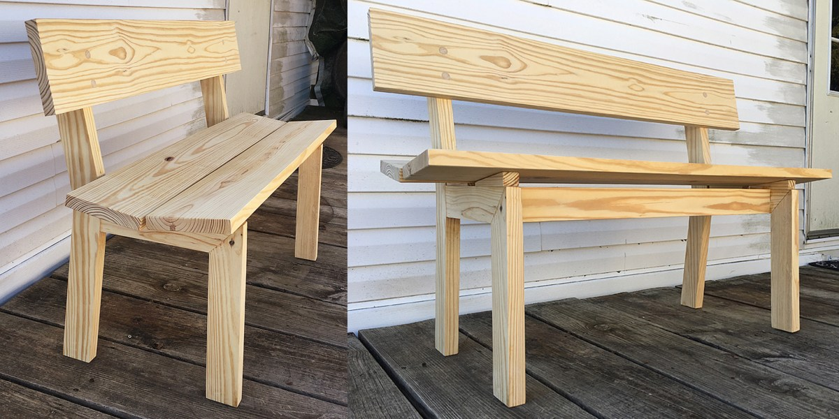 Bench by Rod Brink
