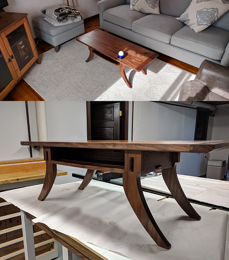 Coffee Table by Craig Medvecky