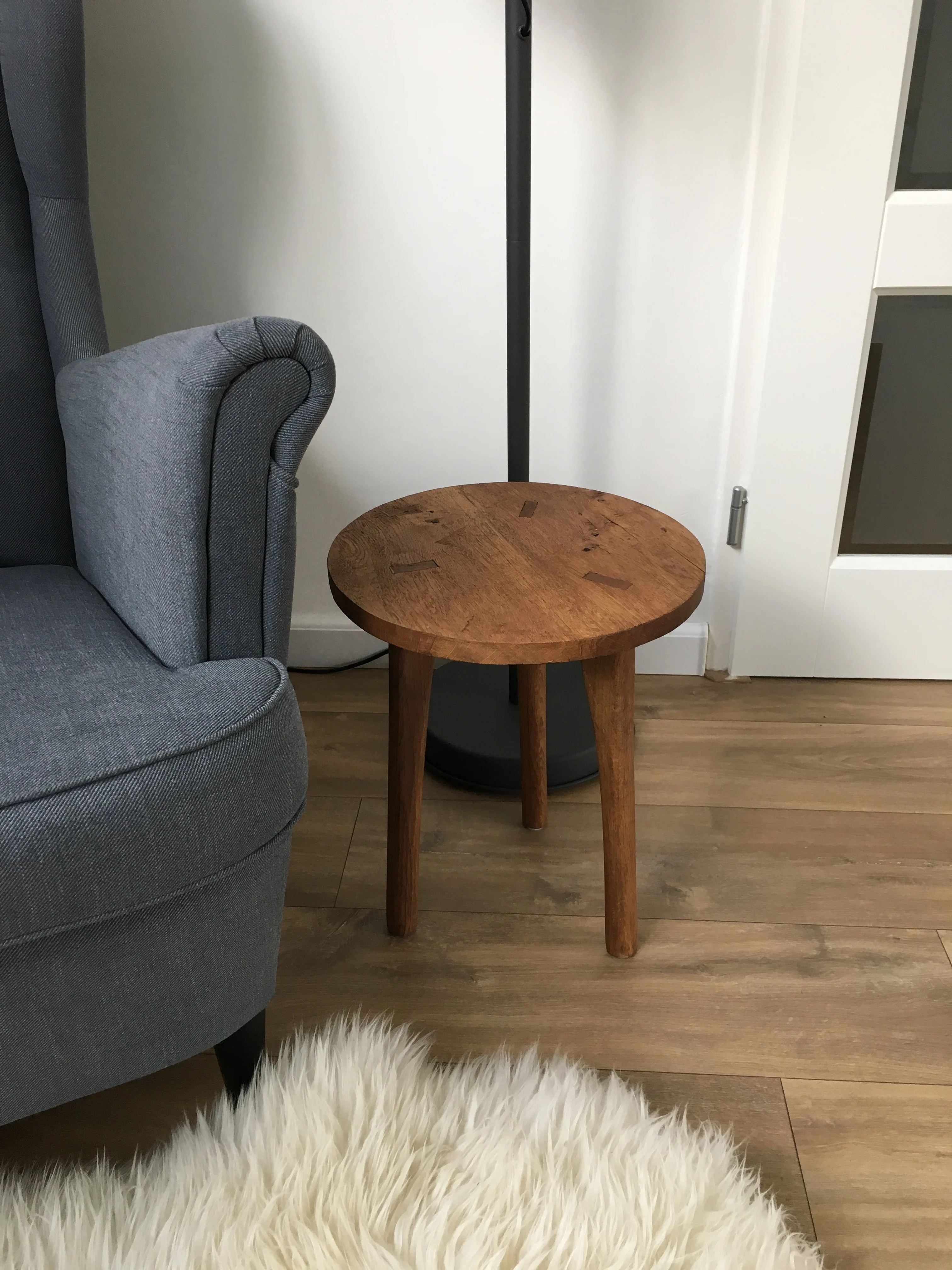 Small Side Table by Gijs Domburg